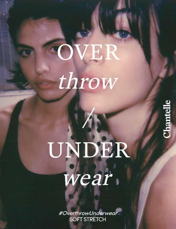 Overthrow Underwear
