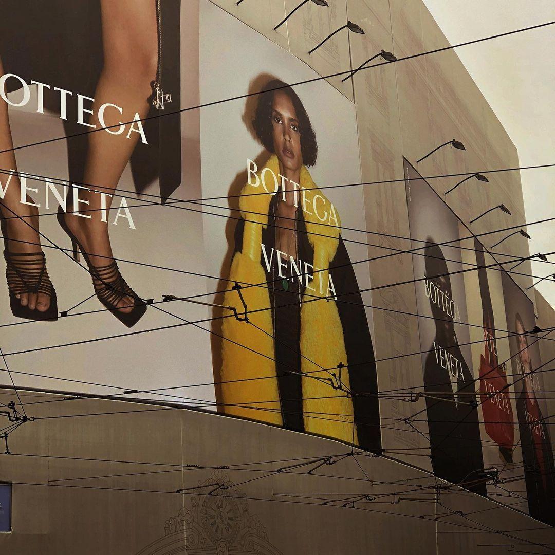 Instagram: Bottega Veneta slams the door! Good or bad resolution in 2021?